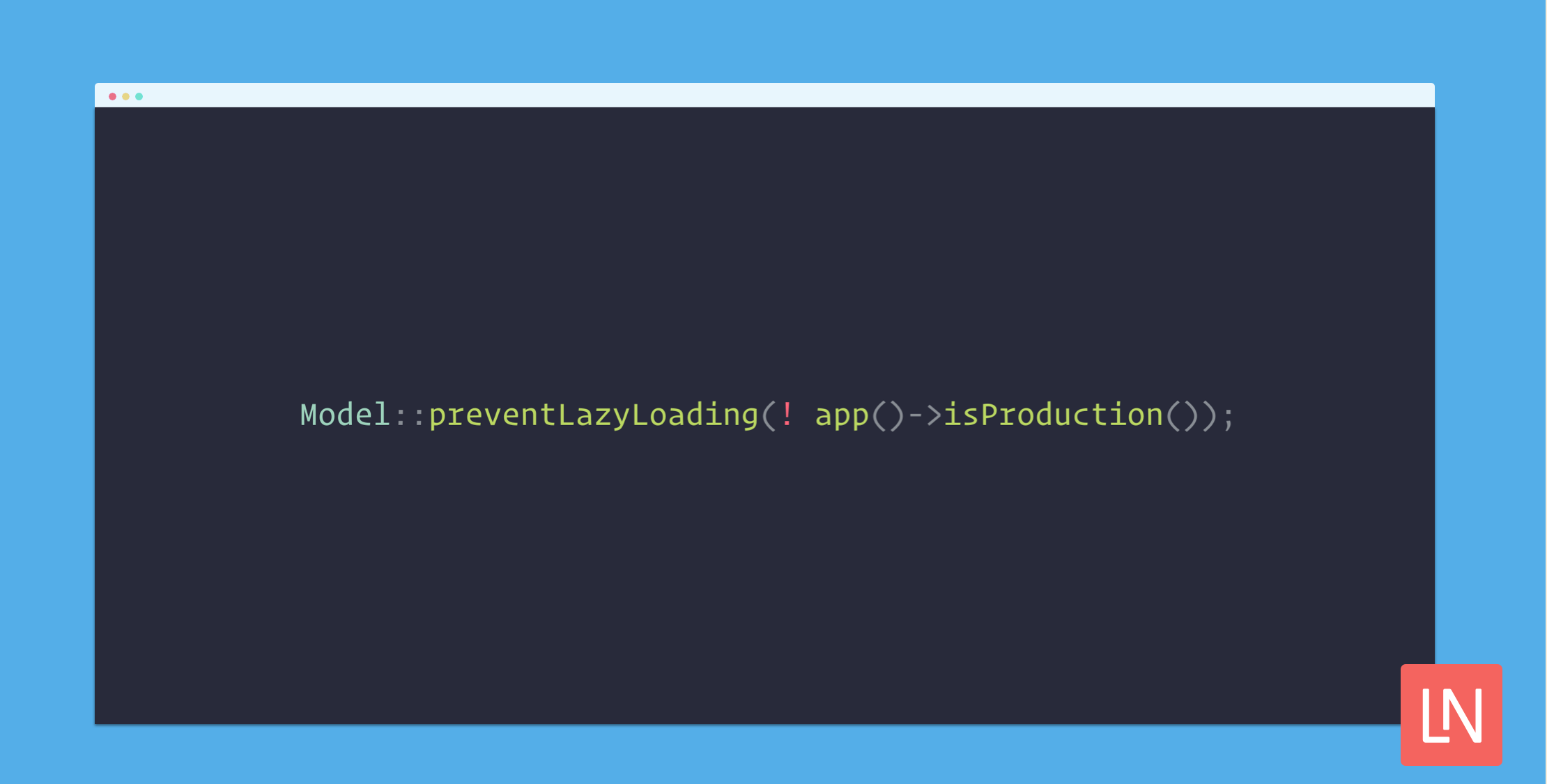 Find N+1 problems instantly by disabling lazy loading - Post Image