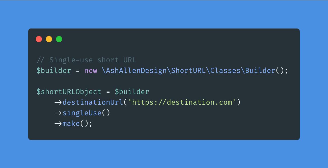 Short URL - Package Image
